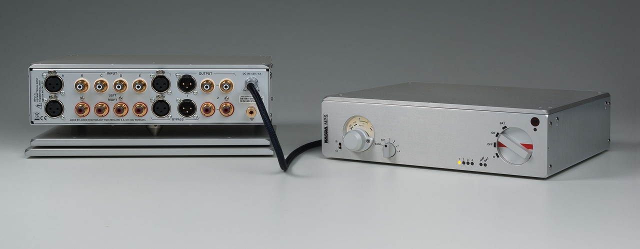 Power Supply Nagra MPS