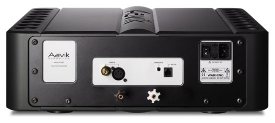AAVIK M-300 MONO POWER AMPLIFIER