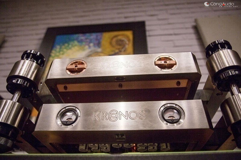 phono preamp kronos reference