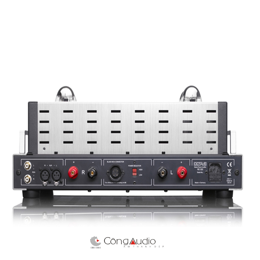 Poweramp Cao Cấp Power Octave RE320