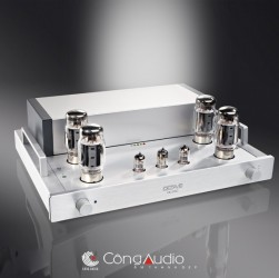 Power Ampli Octave RE 290 Silver