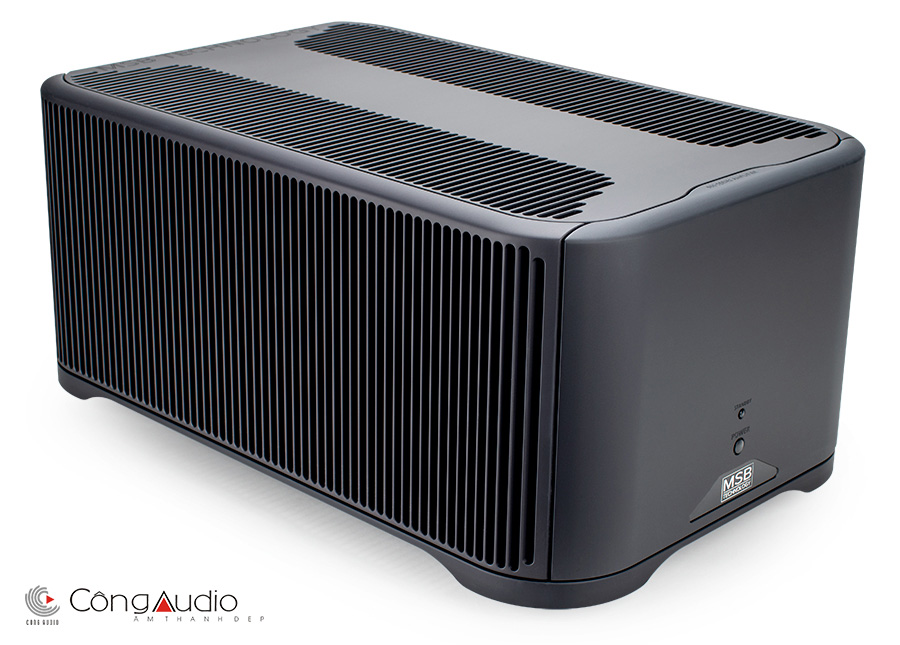 Poweramp cao cấp MSB Technology S500 Stereo